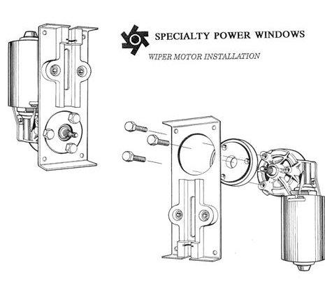 universal power window wiring diagram ignition switch